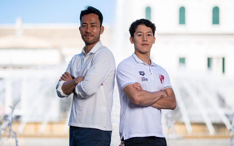 Due giapponesi in città: Yoshida e Inaba alla scoperta di Genova