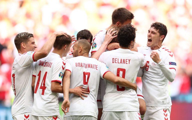 EURO 2020: Damsgaard e Jankto avversari nei quarti