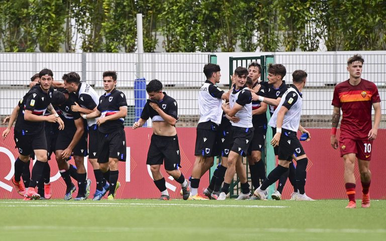 U19s pick up precious point at Roma