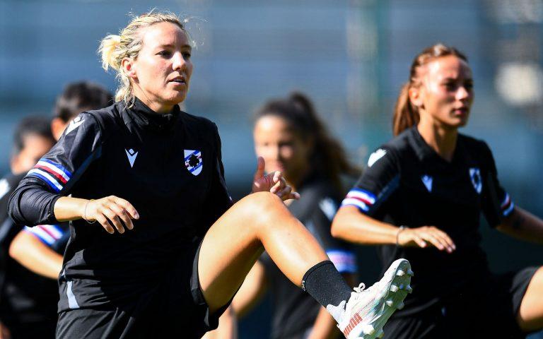 Samp Women: le convocate per i test con Milan e Servette