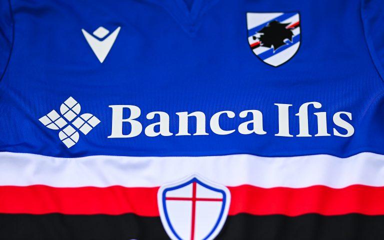 Banca Ifis becomes U.C. Sampdoria main sponsor