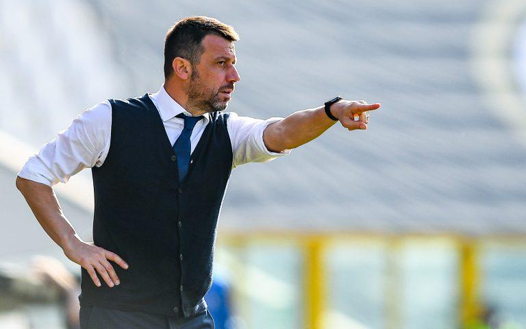 D'Aversa appointed new Sampdoria coach