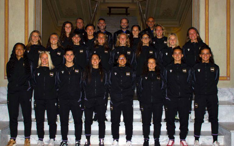 Ritiro finito: la Samp Women ringrazia Saint-Vincent