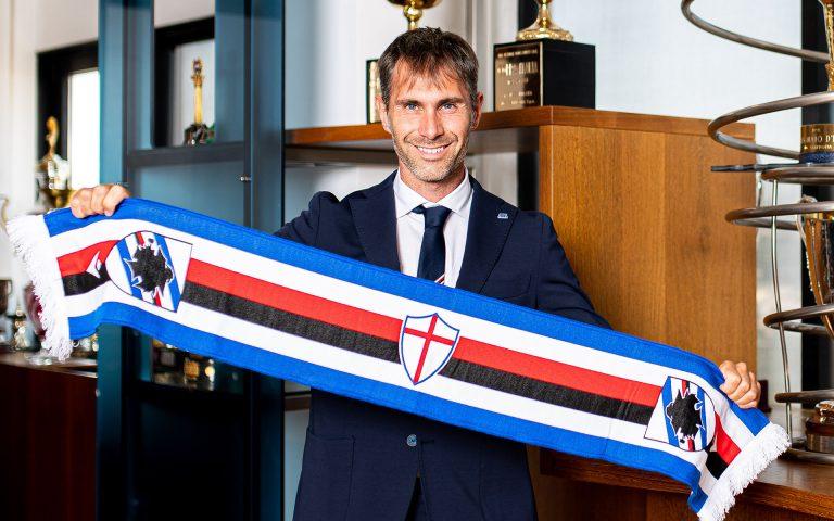 Cincotta è il nuovo allenatore della Sampdoria Women