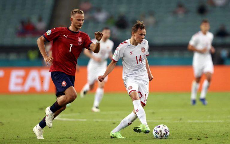 EURO 2020: a Damsgaard il derby doriano, ora è semifinale