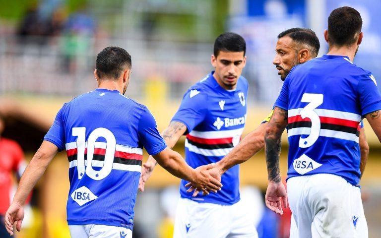 Si parte in goleada: la Samp batte la Nuova Camunia 14-0