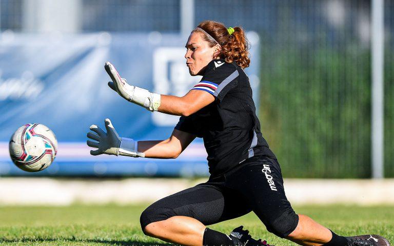 Dizzy Penalty Challenge: la sfida della Samp Women