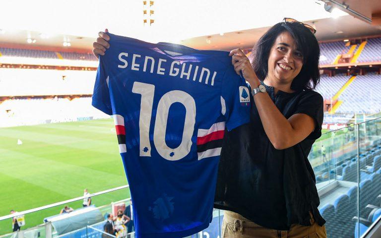 Seneghini, giornalista blucerchiata: «Ora tifo per la Samp Women»