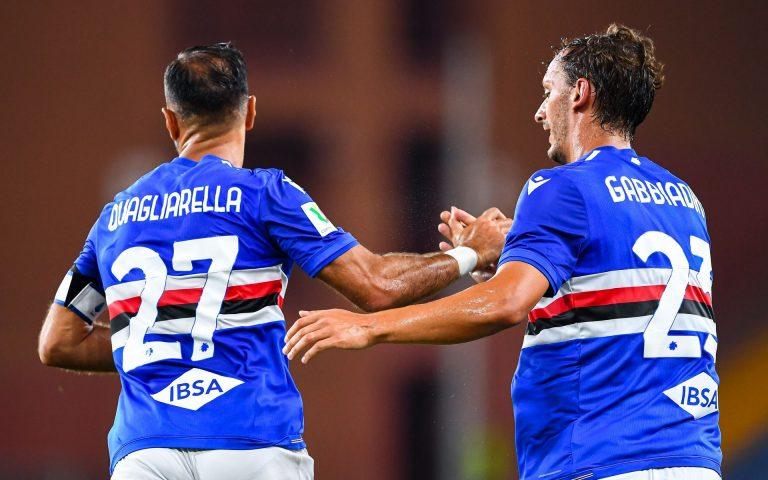 Gallery: Coppa Italia, Sampdoria 3-2 Alessandria