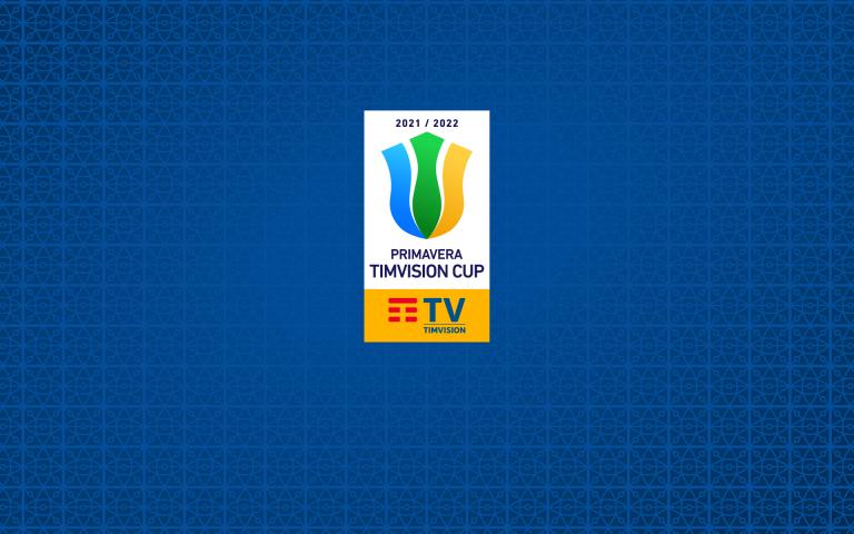 Primavera TIMVISION Cup: il tabellone dell'edizione 2021/22