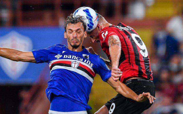 Serie A TIM, Sampdoria-Milan: la fotogallery