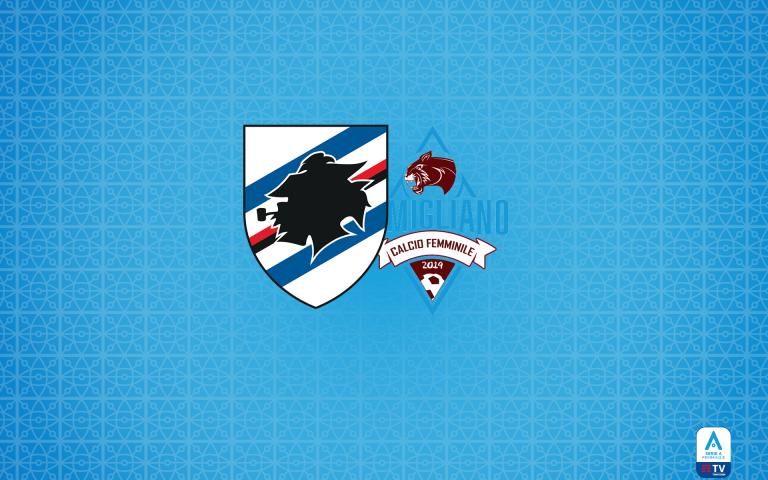 Women: il match program di Sampdoria-Pomigliano