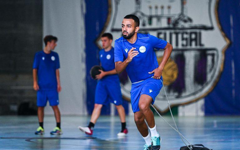 Preparazione nel vivo: la Sampdoria Futsal scalda i motori