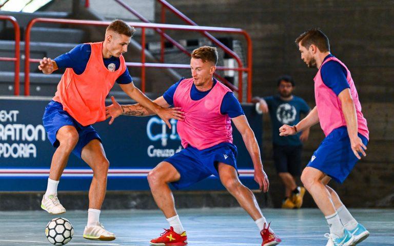 La Samp Futsal si presenta, venerdì la festa a Campo Ligure