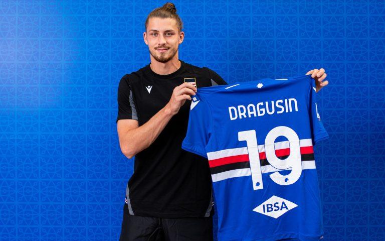 Dragusin, il primo rumeno: «Sampdoria, è un onore»