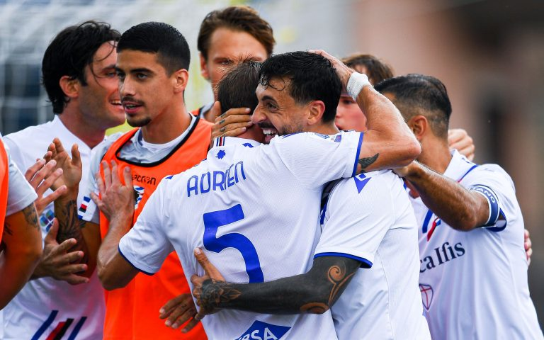 Serie A TIM, Empoli-Sampdoria: la fotogallery
