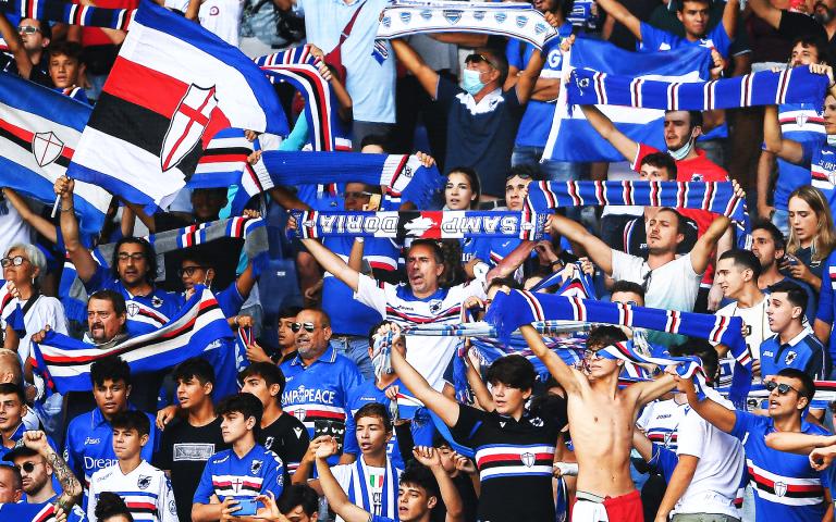 Continua la vendita dei biglietti per Sampdoria-Napoli