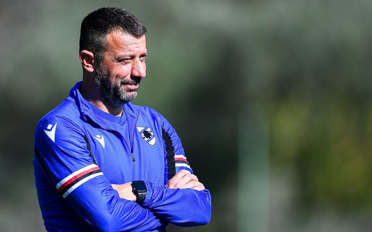 """D'Aversa: """"Let's try to find Napoli's weaknesses"""""""
