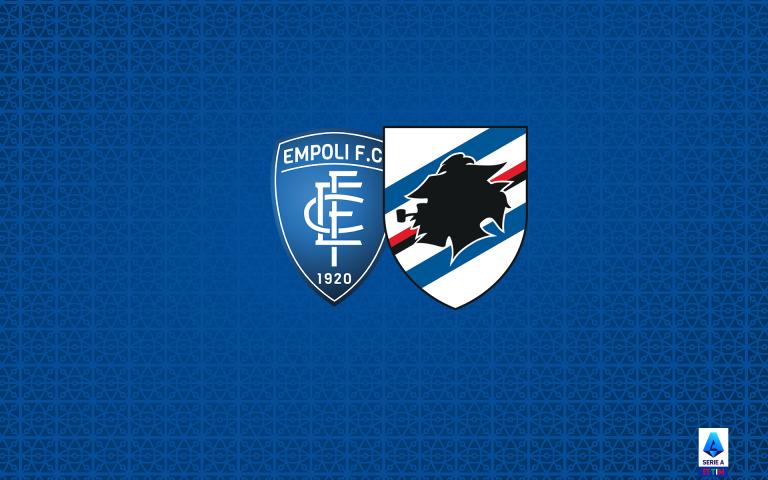 Opta Sports: il match program di Empoli-Sampdoria