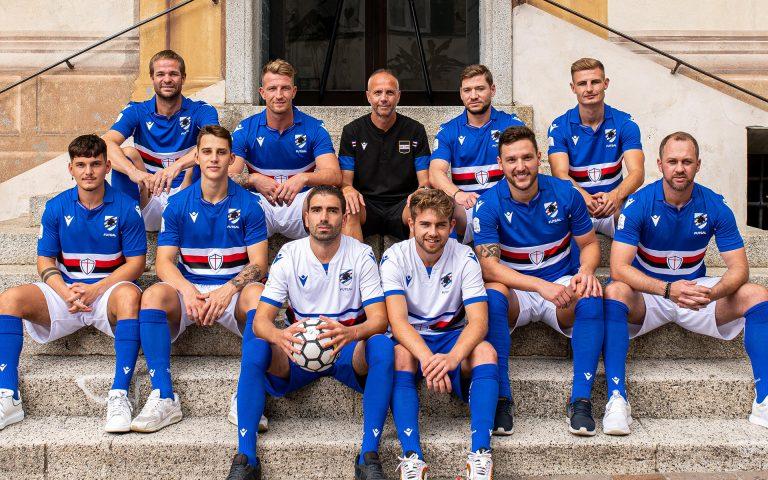 La Sampdoria Futsal pronta al debutto sabato a Campo Ligure