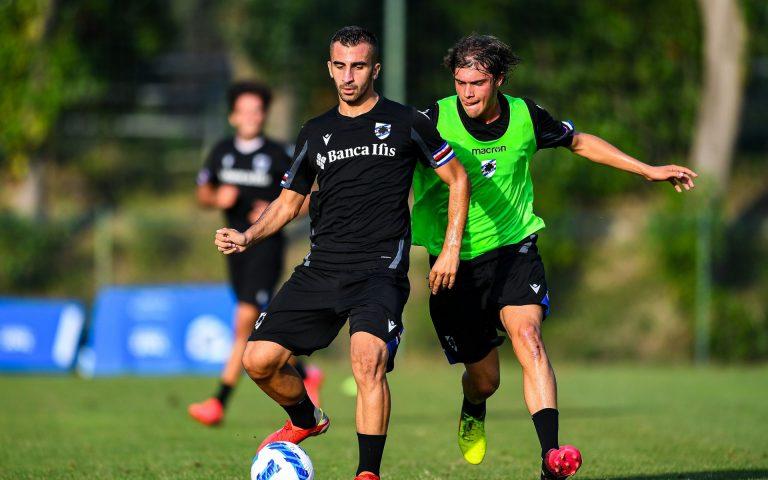 Saturday friendly against the Primavera