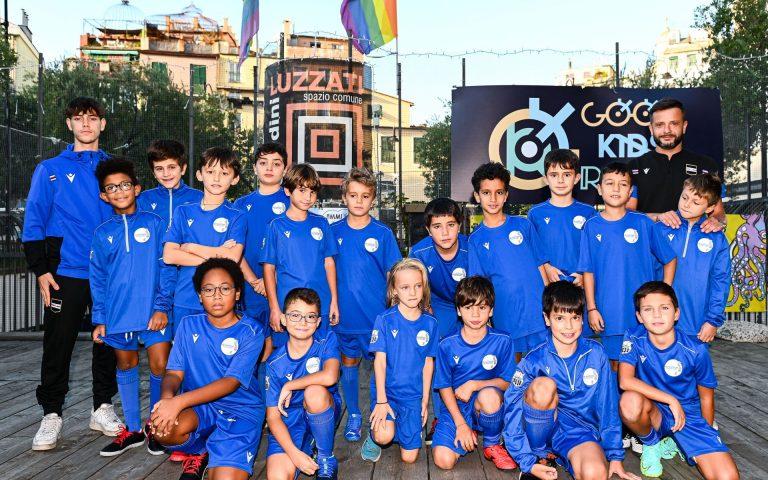 Next Generation Sampdoria: presentata la CDM Futsal Academy