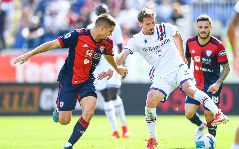Bad luck at Cagliari continues as Samp lose 3-1