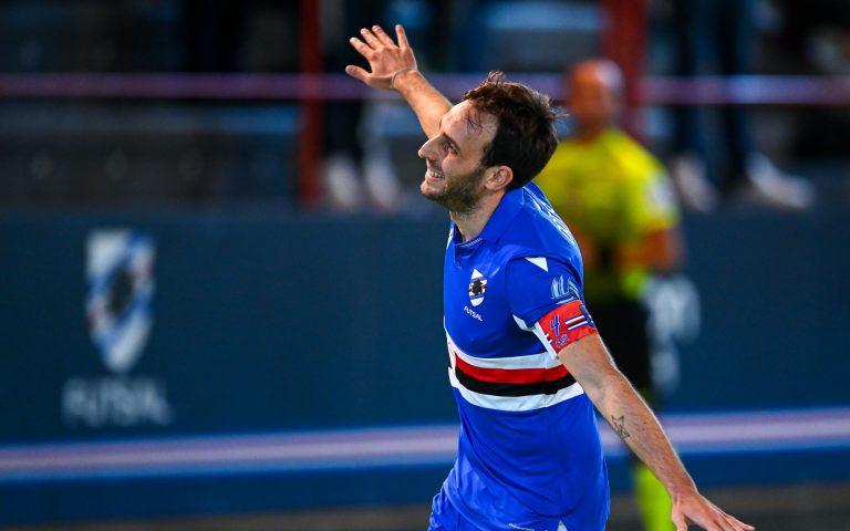 Sampdoria Futsal: il video del debutto blucerchiato in Serie A2