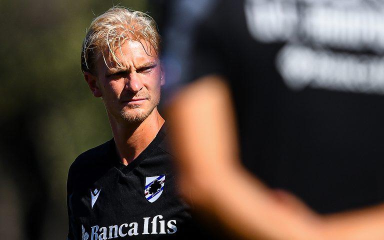 Samp resume training ahead of Cagliari clash, Thorsby returns