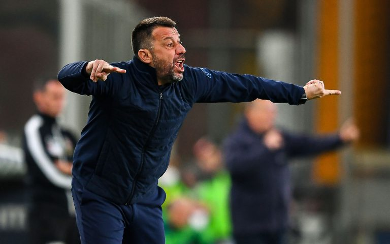 """D'Aversa: """"Harsh result after an even game"""""""