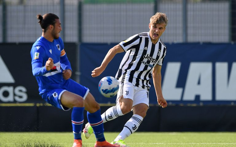 U19s denied a point by late Juve goal